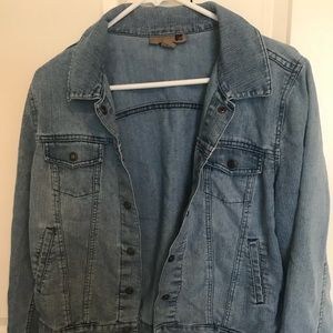 Forever 21 Light Weight Jean Jacket